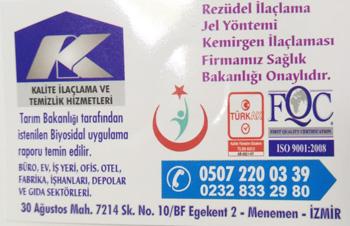 kalite-ilaclama